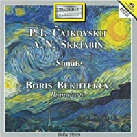 Tchaikovsky - Scriabin : Sonates Pour Piano