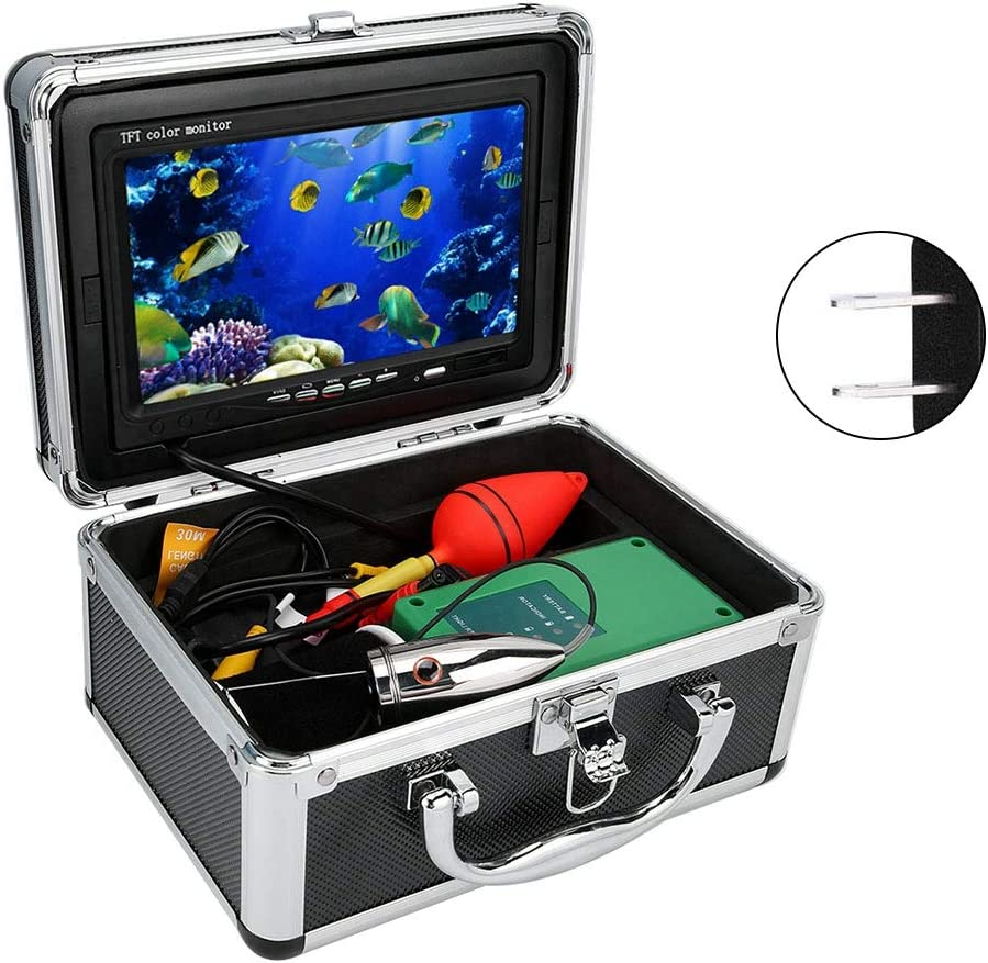 7 Inch In a popularity Video Seasonal Wrap Introduction Camera Underwater 98.4ft for 1000TVL Monitor Monito