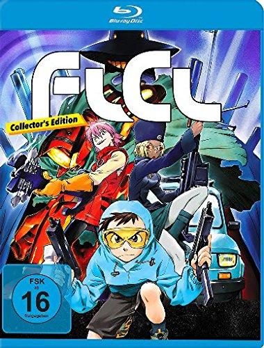FLCL/Furi Kuri - Gesamtausgabe [Blu-ray]