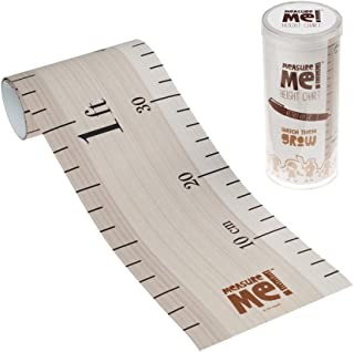 Little Wigwam Measure Me Diddy Doodle Baby Roll-up Door Frame Growth Height Chart for Children Kids Room