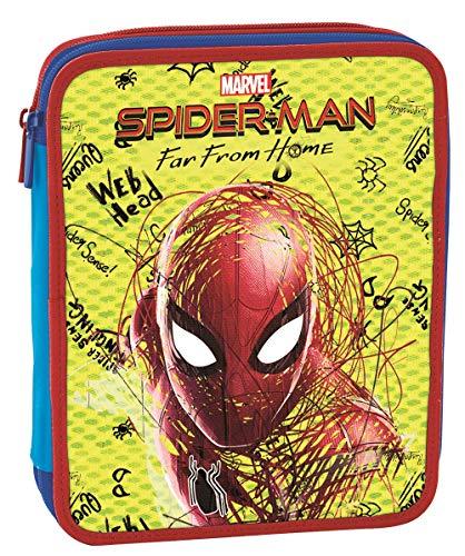 Seven AST.Maxi Spider-Man Movie Legendary Estuches 20 Centimeters 0.5 Multicolor (BLU e...