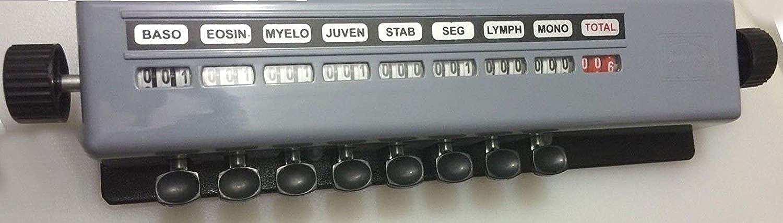Blautzellzähler 8 8 8 Schlüssel B07FBYJH1V | Neuankömmling  46e4bd