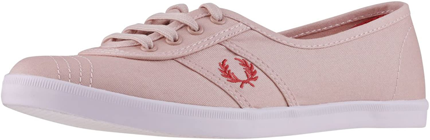 Fred Perry - Pink shoes Woman Aubrey Twill B8256W C39