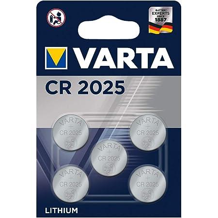 VARTA 3V CR2025 Original Varta Knopfzelle