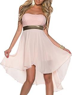 2ab5679cf Amazon.es: vestido rosa palo - 3 estrellas y más