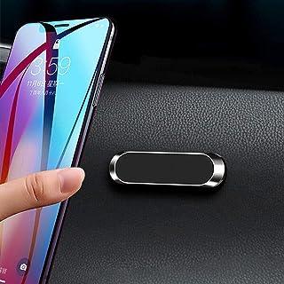 حامل هاتف مغناطيسي للسيارة من جودو بحامل شريطي صغير ملائم لهاتف ايفون 12، 12 برو و11، 11 برو، حامل تثبيت لجهاز تابلت سامسو...