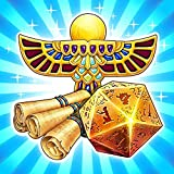 Cradle of Empires - Match 3 in a Row & Egyptian game. Jewels & Gems. Bejeweled Blasts.