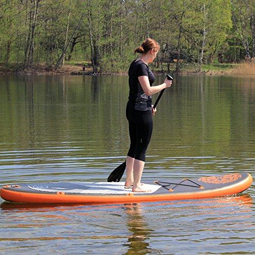 Nemaxx PB300 Stand up Paddle Board 300x76x15cm - 6