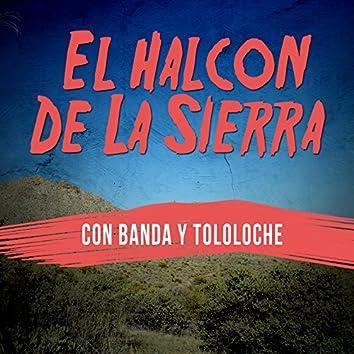 El Halcon de la Sierra: Con Banda y Tololoche