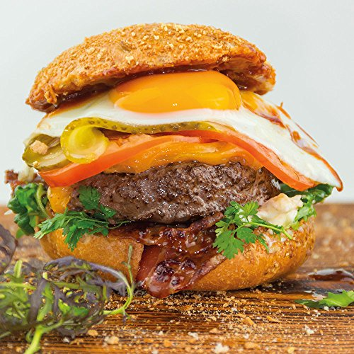 Wagyu Steakhouse Burger 4 x ca. 170 g + handmade Bread