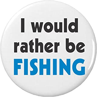Fishing Pin Badges