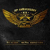 Various: 20 Years-Metal Addiction Afm Records (Audio CD)