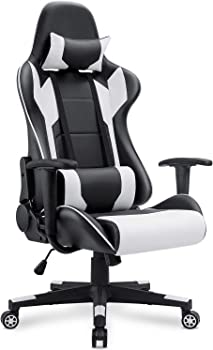 Homall Executive Ergonomic Adjustable Swivel Task Gaming Chair