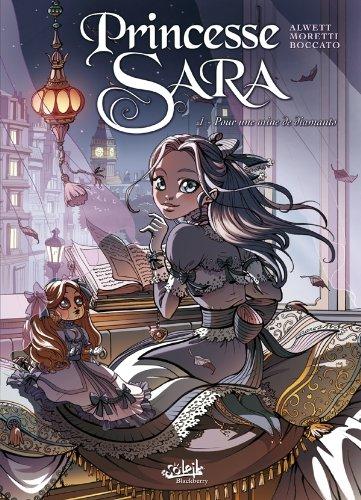 Princesse Sara, Tome 1 : Pour une mine de diamants