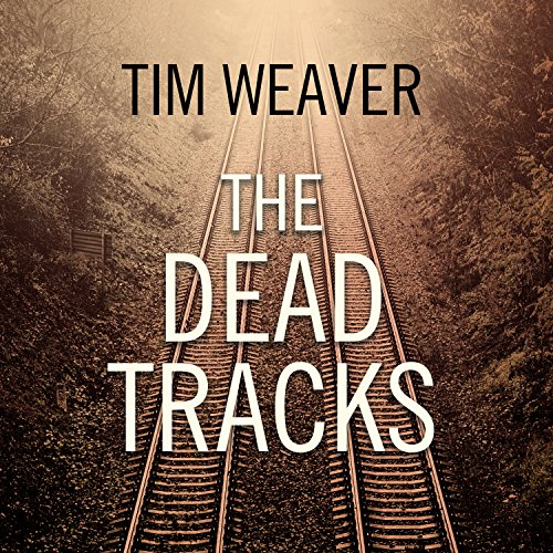 The Dead Tracks audiobook cover art