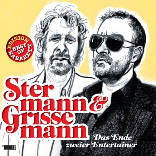 Stermann & Grissemann audiobook cover art