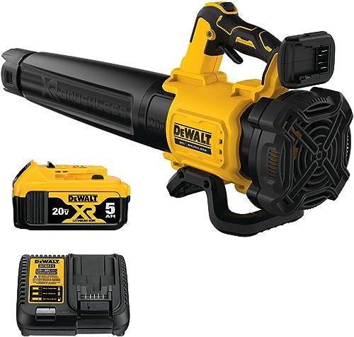 DEWALT-20V-MAX-XR-Leaf-Blower,-125-MPH,-450-CFM-(DCBL722P1)
