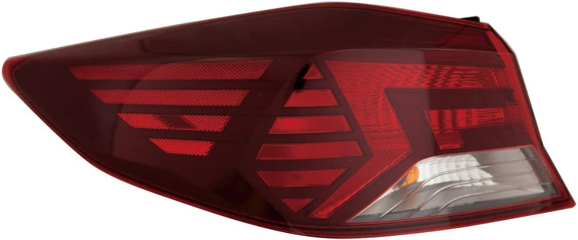 New Driver Side Outer Tail Light Fe Santa Super popular specialty store 2019 Hyundai 2020 FOR Super Special SALE held