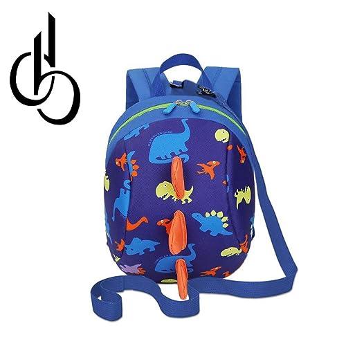 9ec912acf DB Dinosaur Toddler Mini Backpack with Leash