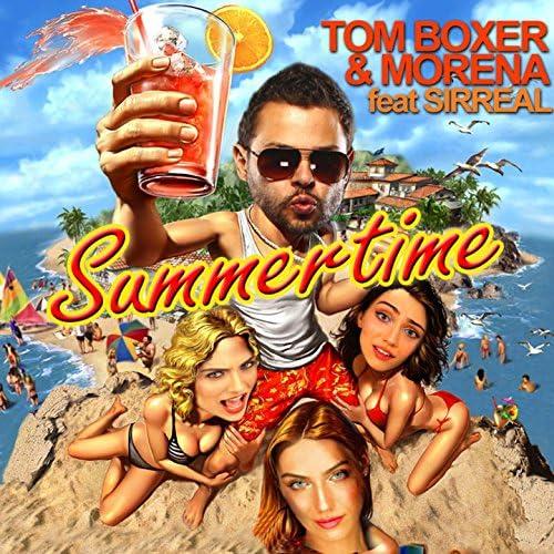 Morena feat. Tom Boxer & SirReal