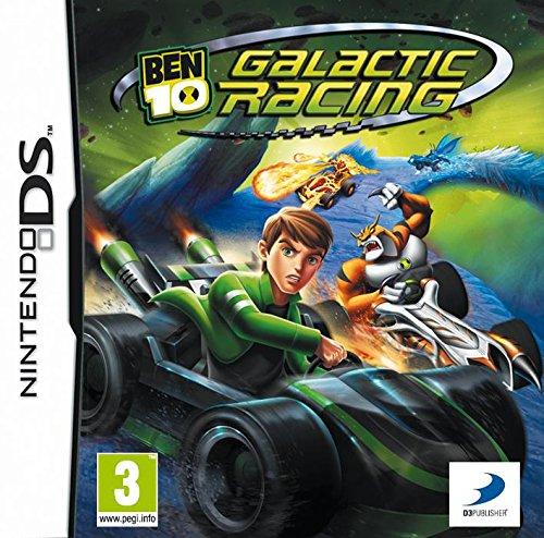 Ben 10 Galactic Racing [Edizione: Francia]