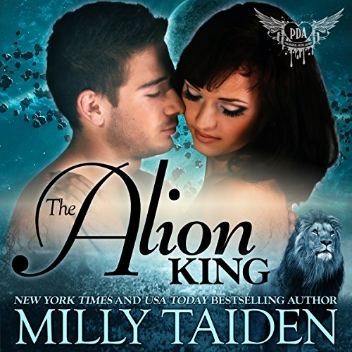 The Alion King audiobook cover art