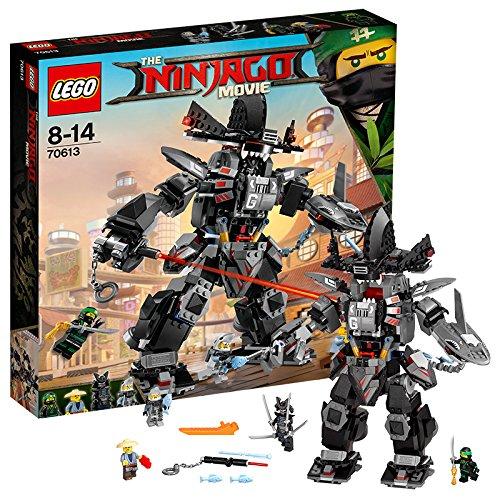 LEGO Ninjago Movie 70613Pavillon Garma (Mécanismes. l'homme Jouet
