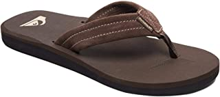 Men's Carver Suede 3-Point Flip-Flop