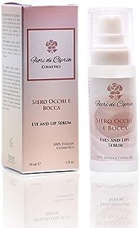 Serum Para Ojos Y Labios - Combate Todos Los Signos Visibles Del Envejecimiento.Estimula Un Proceso Renovador De Las Células De La Piel De Los Ojos Y Labios - 30 ml