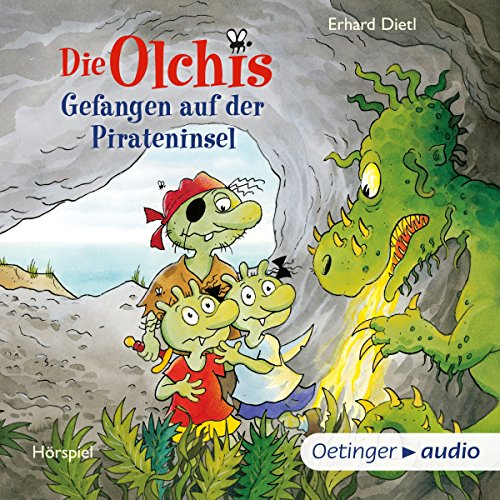 Die Olchis gefangen auf der Pirateninsel                   By:                                                                                                                                 Erhard Dietl                               Narrated by:                                                                                                                                 Wolf Frass,                                                                                        Robert Missler,                                                                                        Dagmar Dreke,                   and others                 Length: 1 hr and 45 mins     Not rated yet     Overall 0.0