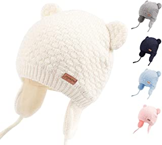 toddler hat with ears
