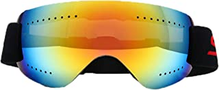 Ski Goggles Anti Fog Anti Wind Sand Motorcycle Off Road Goggles Adult Climbing Snow Goggles