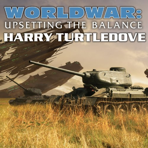 Worldwar audiobook cover art