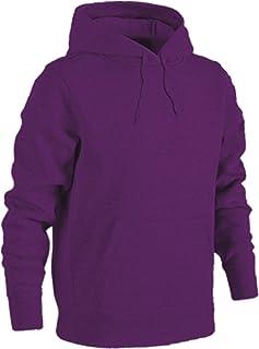 8c9cc9ac994e6 Amazon.co.uk: Purple - Hoodies / Hoodies & Sweatshirts: Clothing