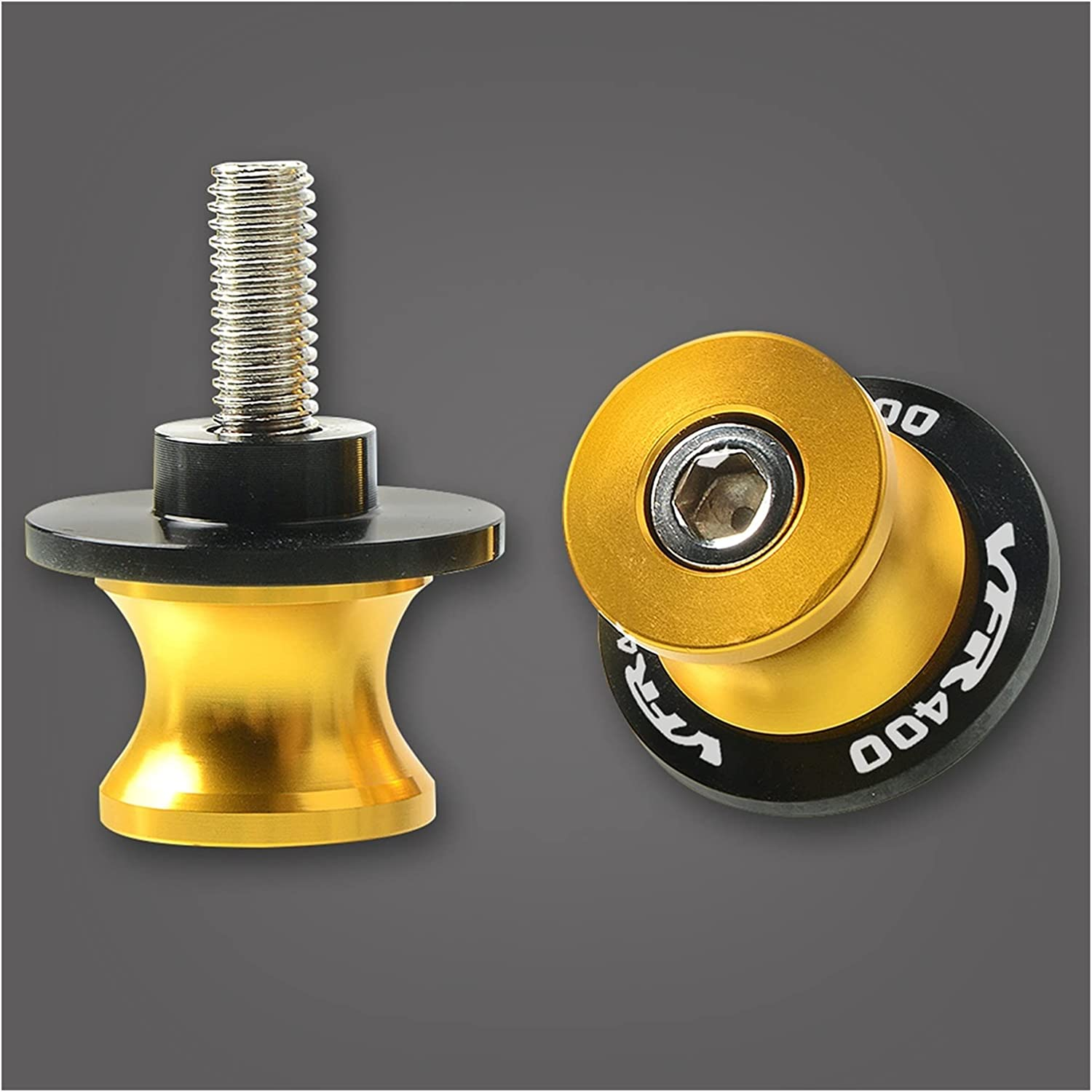 Motorcycle Swing Arm Spool For 1989-1996 Motorcycl VFR400 Hond-a Store Complete Free Shipping