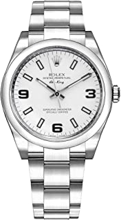 Rolex Oyster Air-King 114200 White Dial Stainless Steel Case & Oyster Bracelet