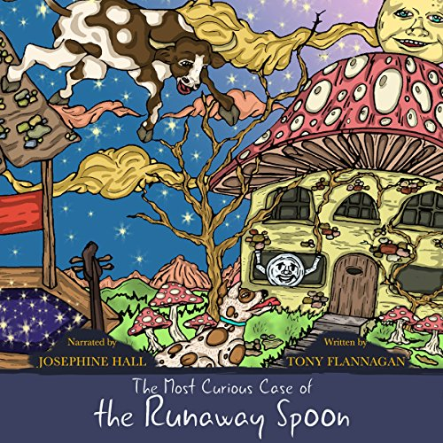 The Most Curious Case of the Runaway Spoon cover art