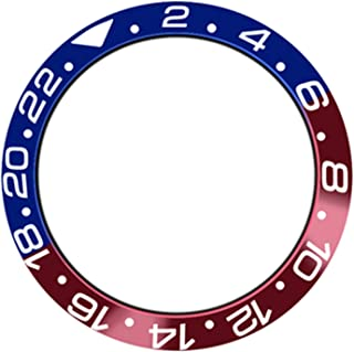 Replacement Ceramic Bezel Insert Watch Ring for 40mm Rolex GMT Watch Accessories