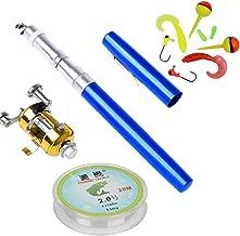 mini carbon pen fishing rod