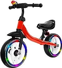 Verkstar Kids Balance Bike No Pedal Walking Sport Bicycle, Adjustable Training Toddler Bike for 2 to 6 Year Old Boys & Girls