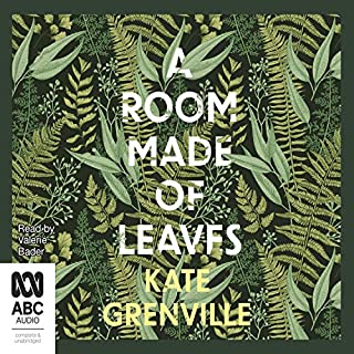 A Room Made of Leaves cover art