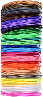 Decdeal 3D Pen PCL Filament Low Temperature 3D Printing Refill 1.75mm Recyclable Environmentally Friendly for Dewang DW-X...