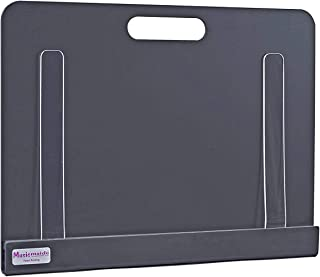 Portfolio Sheet Music Holder with built-in transparent wind clips for music stand Musicmaide MMAZ2000