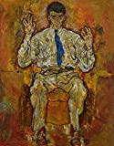 Das Museum Outlet–Egon Schiele–Portrait Of