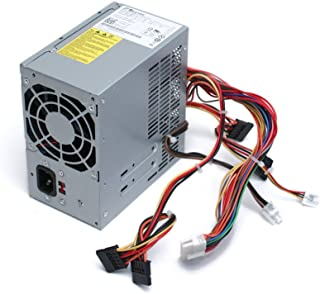 300W XW600 XW601 Replacement Power Supply for Dell Replaces Model Numbers: HP-P3017F3, D300R002L, HP-P3017F3 LF, PS-5301-08, DPS-300AB-47, PS-6301-6, HP-P3017F3 3LF, DPS-300AB-36 B, ATX0300D5WB