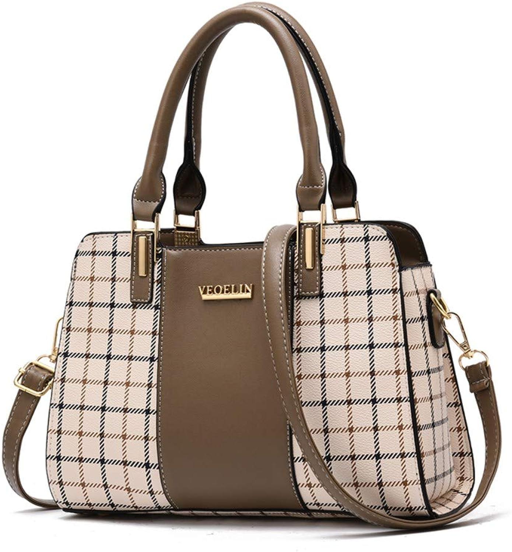 Z.H-H Crossbody Shoulder Bag Portable Shell Bag