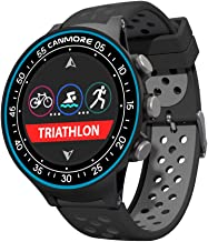 CANMORE TW-402 Color LCD Multi-Sport Golf Watch - Breathable Comfortable Golf Watch Strap - Activity Tracker and Dynamic Waterproof Sports Wristwatch - 38,000 Worldwide Course Data