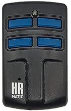 Mando Garaje Universal Multifrecuencia HR MULTI 2 Compatible Para Frecuencias Desde 433MHz Hasta 868MHz Código Fijo Y Variable Capaz De Unificar 4 Mandos Distintos En 1