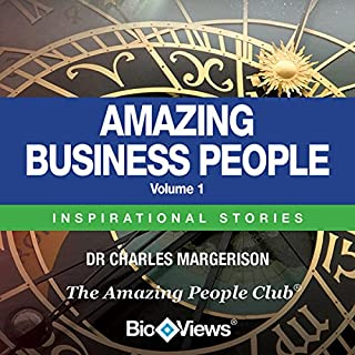 Amazing Business People - Volume 1 audiobook cover art