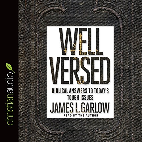 Well Versed audiobook cover art